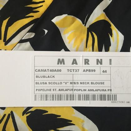 Marni Marni Printing Shirt