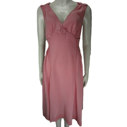 Miu Miu Pink silk dress