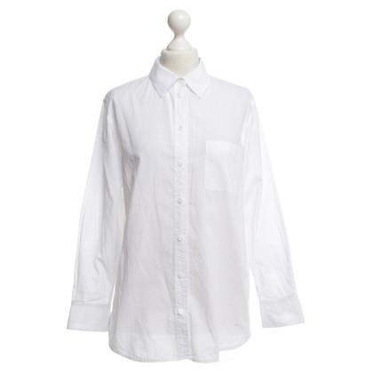 Equipment Shirt in white