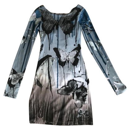Roberto Cavalli Dress with back cut