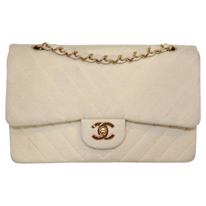 "Chanel ""Classic Double Flap Bag Medium Chevron"""