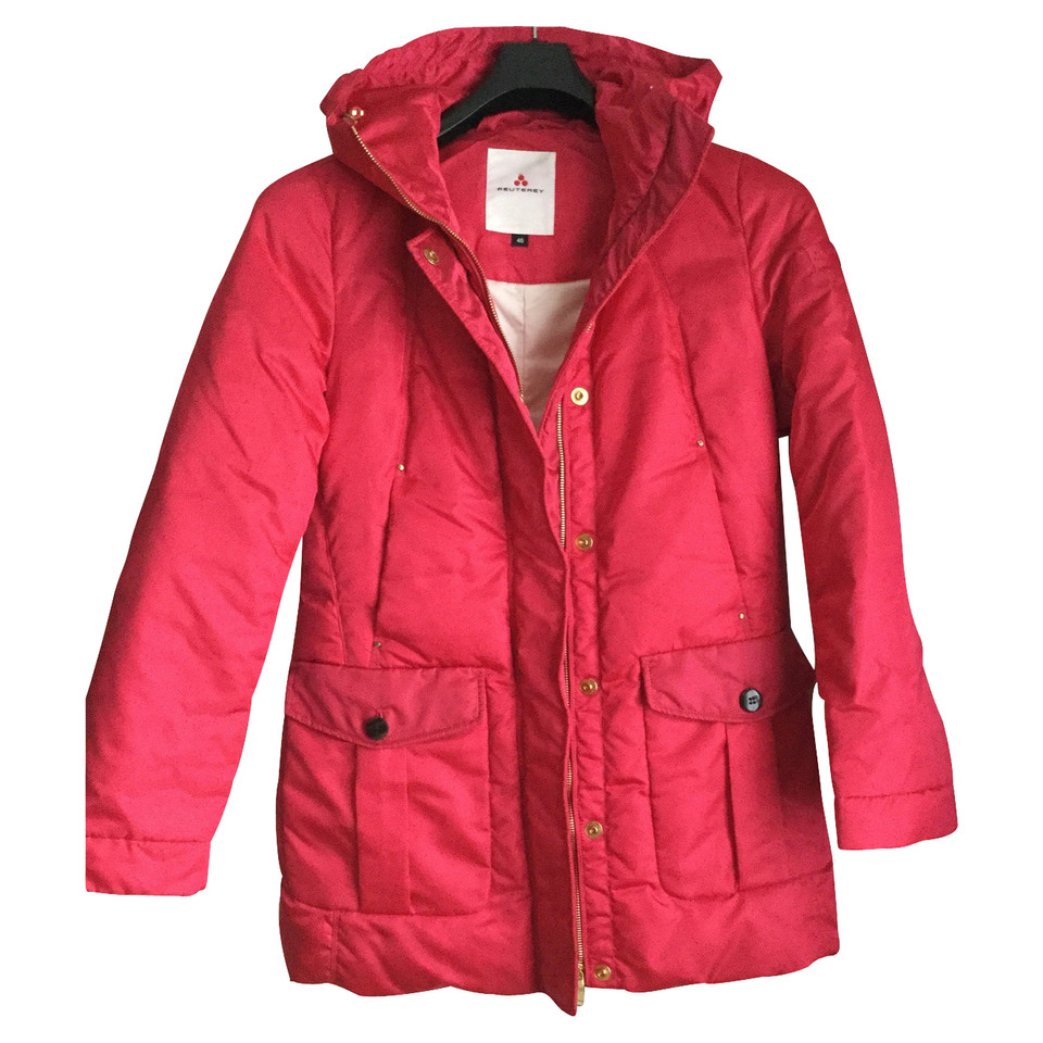 Peuterey Winter jacket with hood - Buy Second hand Peuterey Winter ...