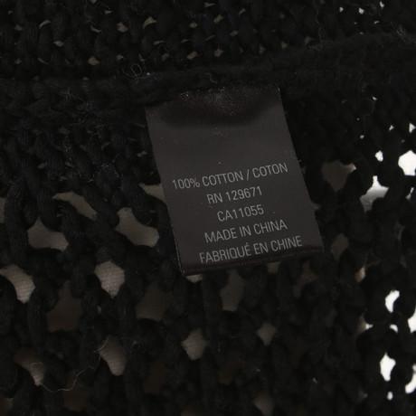 Strickjacke Sweater Schwarz 360 360 Schwarz in Sweater qTvTnO