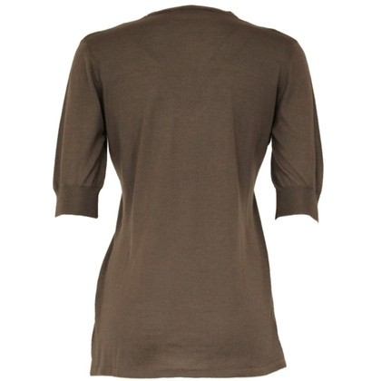 Brunello Cucinelli Kasjmier/zijden hemd