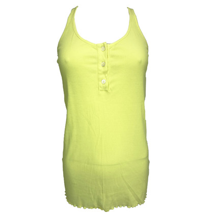 Pierre Balmain Gelbes Top