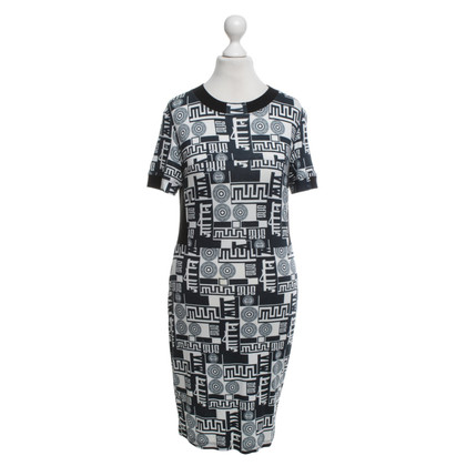 Versus Dress with pattern