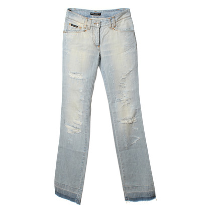 Dolce & Gabbana Jeans light blue