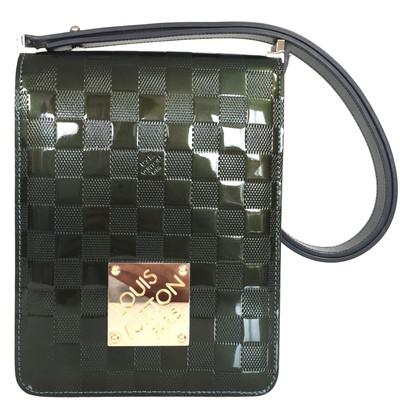 Louis Vuitton Club Damier Vernis Leather