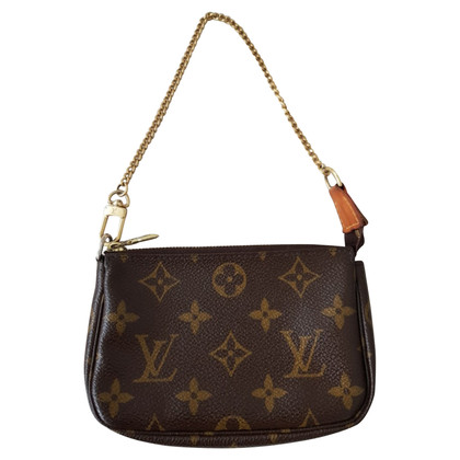 """Louis Vuitton """"Mini Pochette Accessoires Monogram Canvas"""""""