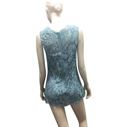 Dolce & Gabbana Sleeveless lace blouse