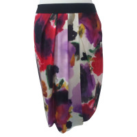Marc Cain silk skirt