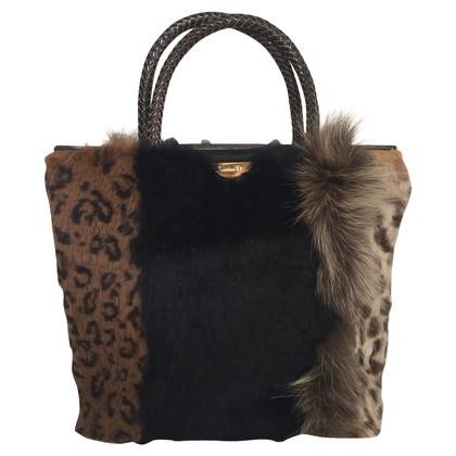 Christian Dior Fell-Handtasche