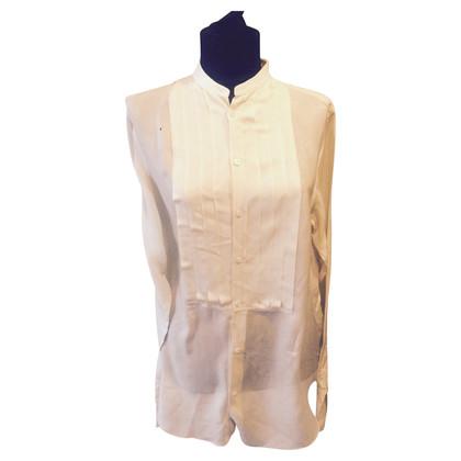 Ralph Lauren Tuxedo blouse