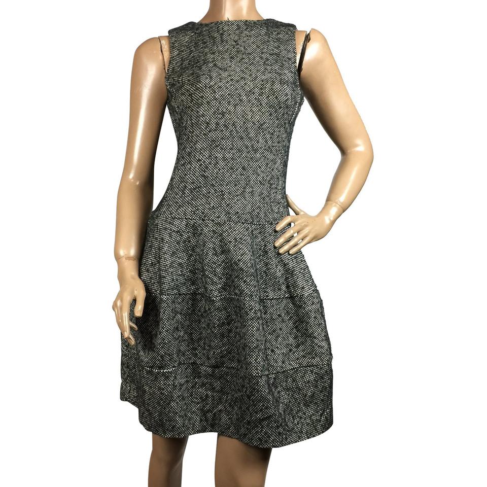 michael kors tweed kleid second hand michael kors tweed kleid gebraucht kaufen f r 155 00. Black Bedroom Furniture Sets. Home Design Ideas