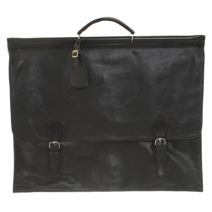 Longchamp Garment Bag in Black
