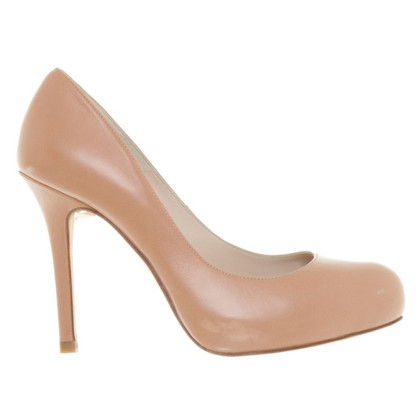 L.K. Bennett pumps in Nude