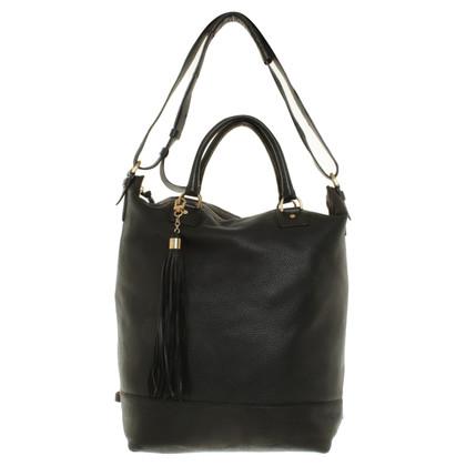 Diane von Furstenberg Tote Bag in Schwarz