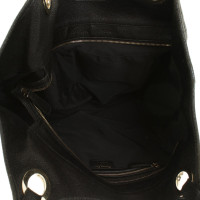 Christian Dior Leather handbag in black