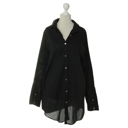 Ann Demeulemeester Blouses dress in black