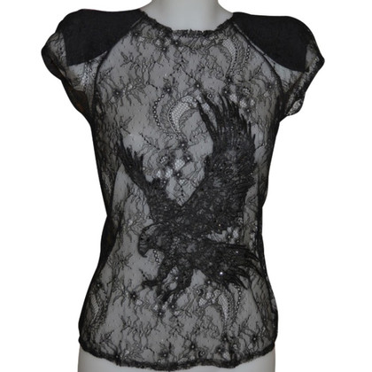 Emilio Pucci Top with lace