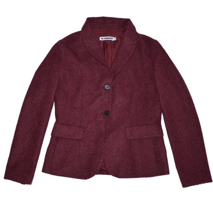 Jil Sander Jacket with alpaca share