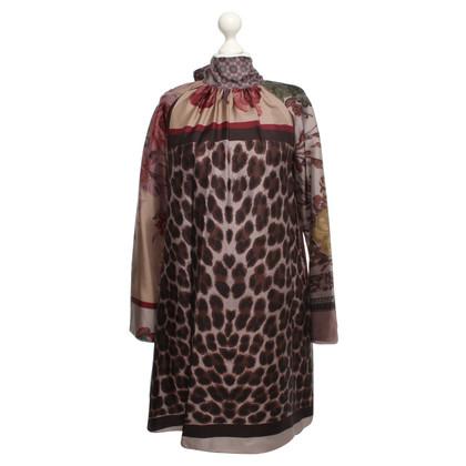 P.A.R.O.S.H. zijden jurk