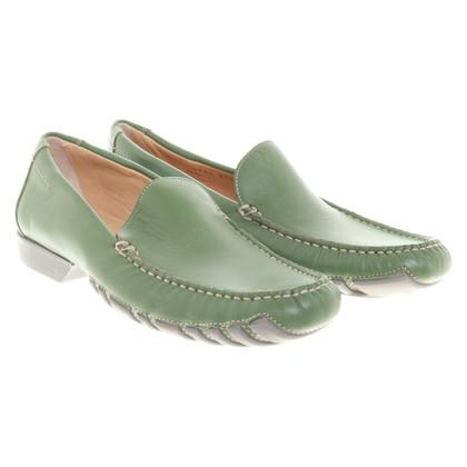 Bally Slipper in green