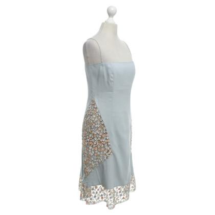 Valentino Dress in light blue / multicolor