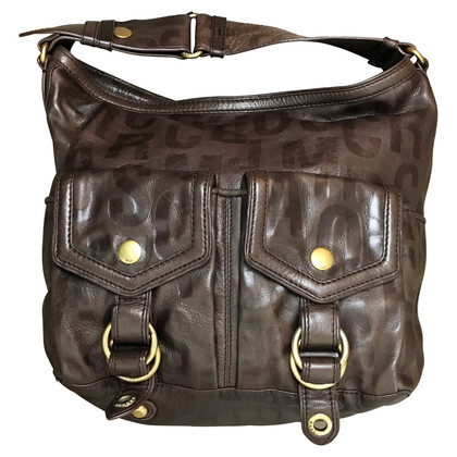 Marc Jacobs Hobo bag with embossed logo