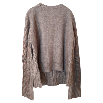 Sport Max Sweater with bronze effect