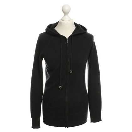 Juicy Couture Hooded jacket in black