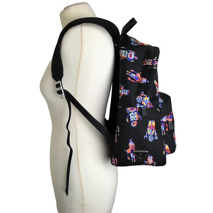 "Prada Backpack ""Robot"""