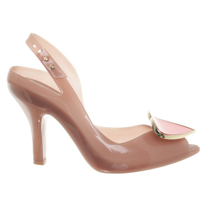 Vivienne Westwood pumps in Nude
