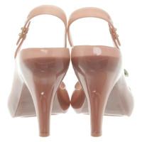 Vivienne Westwood pumps in Nude
