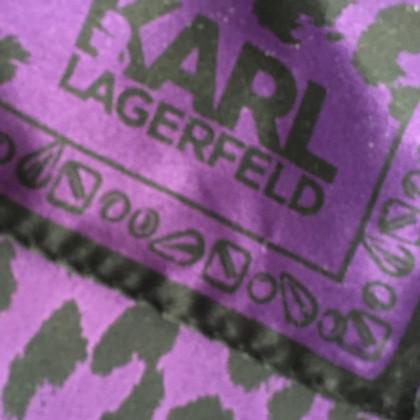 Karl Lagerfeld Seidentuch