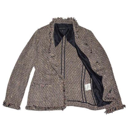 Rena Lange Tweed wol jas