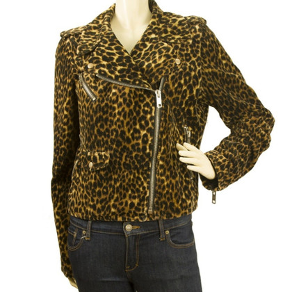 Ralph Lauren Jacke mit Animal-Print