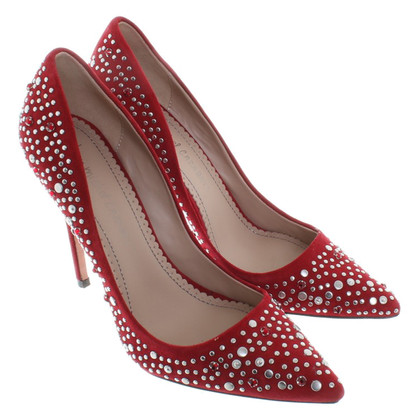 Jean-Michel Cazabat pumps Studded trimmen