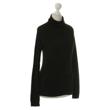 Neil Barrett Coltrui trui in zwart