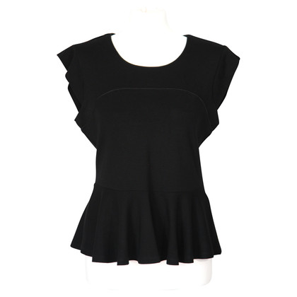 French Connection Black blouse