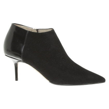 Burberry Ankle Boots Suede
