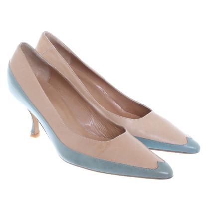 Marni pumps with kitten heels