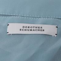Dorothee Schumacher Silk dress in blue