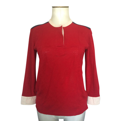 Isabel Marant Etoile Top in lino