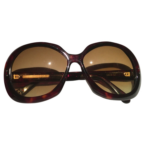 f54f8260aff2e6 Cutler & Gross Sonnenbrille in Braun - Second Hand Cutler & Gross ...
