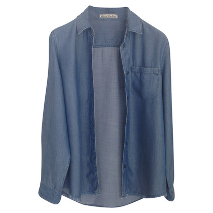 Acne denim Top