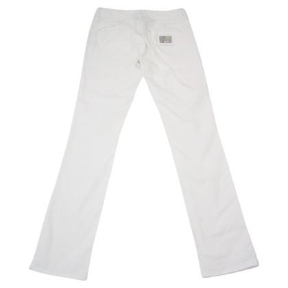 Armani Jeans in het wit