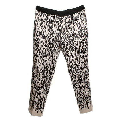 Marc Cain trousers in black and white
