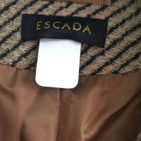 Escada Plaid winter jacket