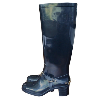 Jimmy Choo rubber boots